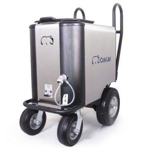 Maszyny do czyszczenia suchym lodem